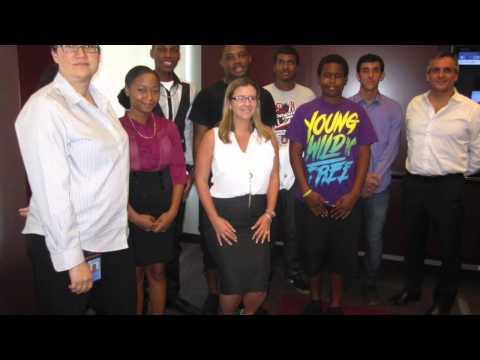 Cayman Enterprise City CEO Charlie Kirconnell discusses internship program