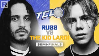 Russ vs The Kid Laroi - The Crew League Semi-Finals (Episode 5)