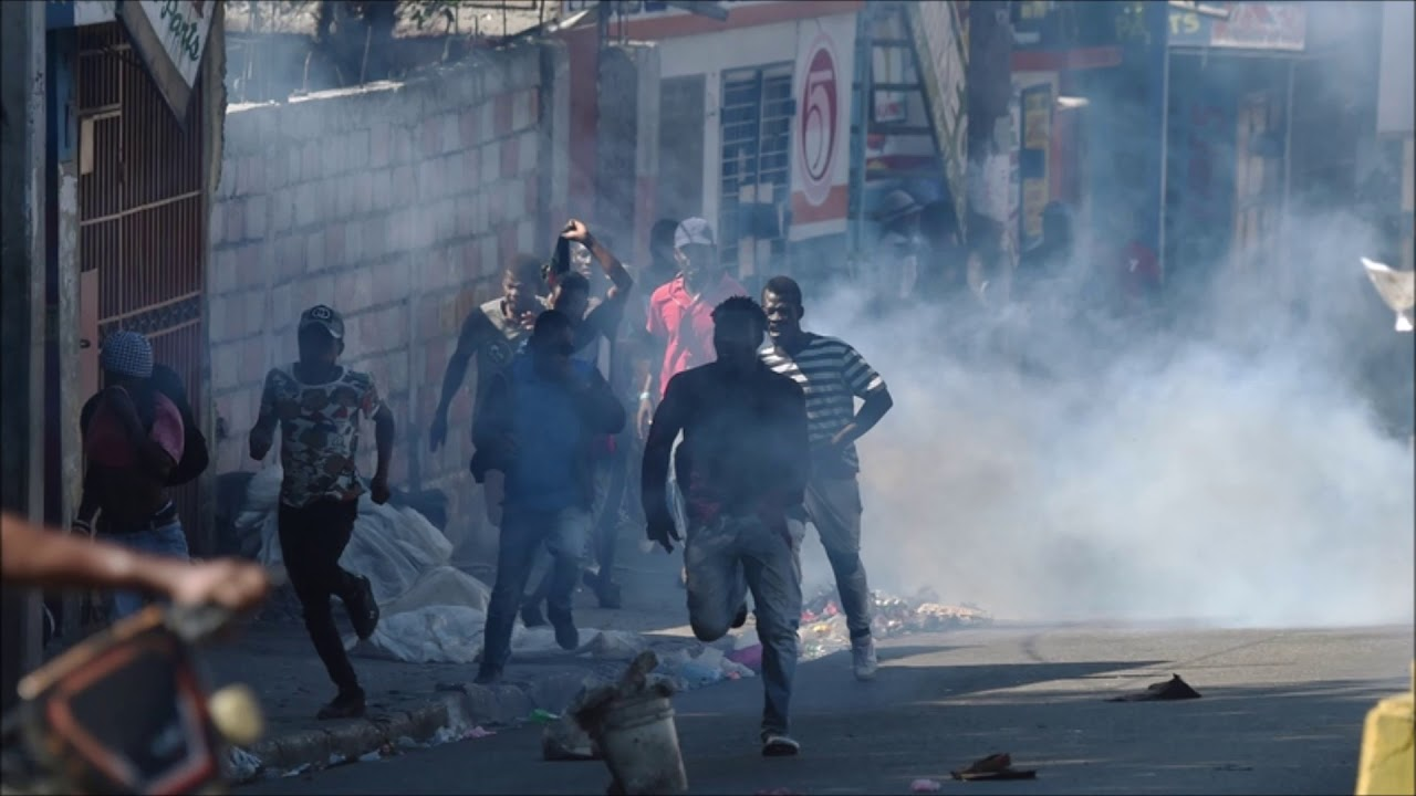 Haitian President Slient As Violent Protests Erupt In Capital