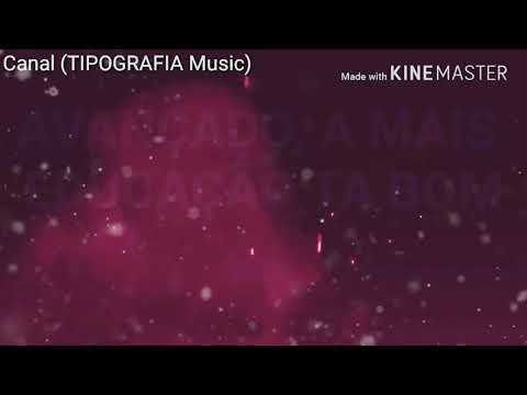 TIPOGRAFIA= MC Kitinho - Oi tudo bem