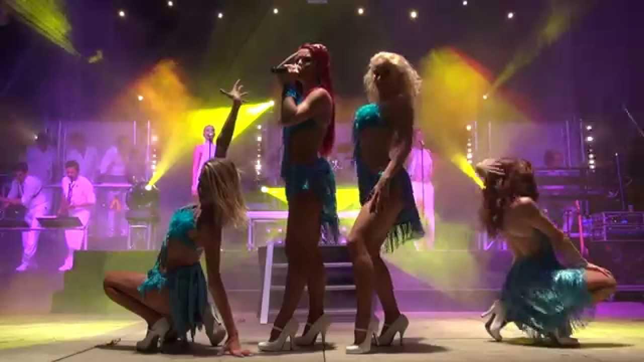 Lige nu Pussycat Dolls - Orchester Les-1407