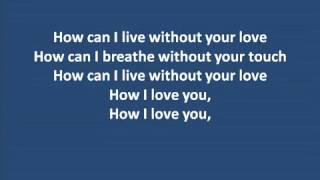 How I Love You (Eben)