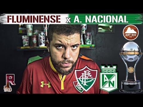 FORA DA TV | FLUMINENSE x ATLETICO NACIONAL-COL | PRÉ-JOGO