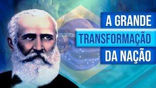Baixar A GRANDE TRANSFORMAÇÃO DA NAÇÃO | Bezerra de Menezes