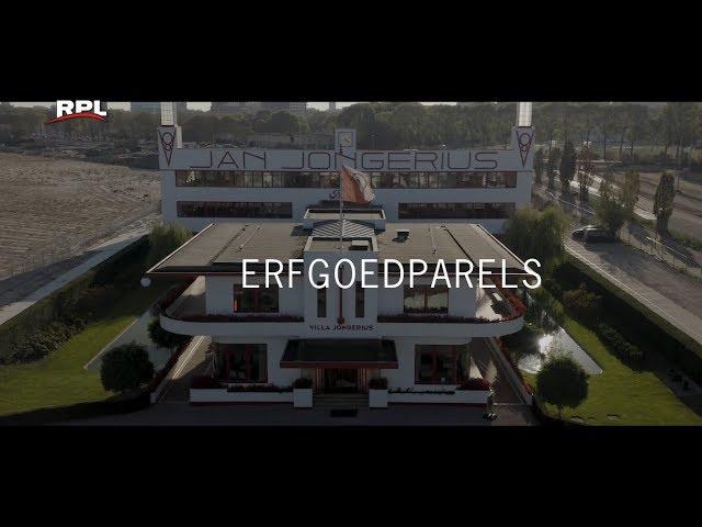 Erfgoedparels: Villa Jongerius