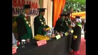 Wisuda Sarjana S-1 Pendidikan Agama Islam (PAI) STAI Siliwangi Garut 2012