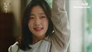Goblin söylenerek Eun Tak'a iş yaptırıyor :D