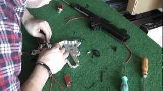 CA B&T MP5SD6 - SHS upgrade - 200 m/s