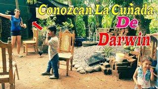 Conozcamos La Cuñada De Darwin - Feliz Día Del Padre Parte 2   El Salvador Go