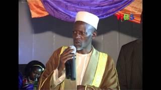 Lugazi  bishop Kakooza isn