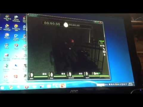 Left 4 dead 2 the witch is mental
