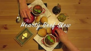 Healthy and Hearty Beef Stew