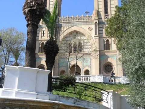 SAINT AUGUSTIN, la basilique (Bône/Annaba -- Algérie)