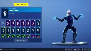 Peau Fortnite-galaxy vivant grande