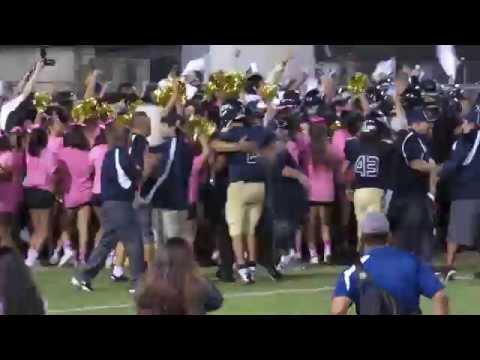 2015 Griffin Bowl - South El Monte High School vs El Monte High School