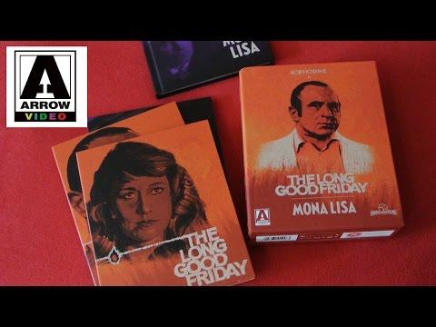 THE LONG GOOD FRIDAY / MONA LISA Bob Hoskins Arrow Video Blu-Ray Limited Box Set!
