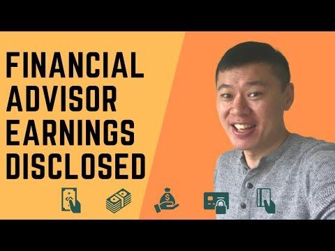 How Much Do Financial Advisors Really Earn? I Insider Sharing !