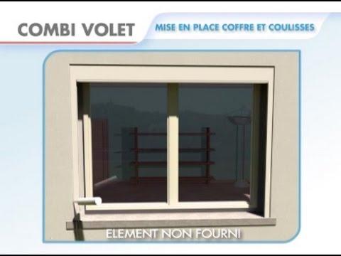 Pose Du0027un Volet Roulant Rénovation Enroulement INTÉRIEUR