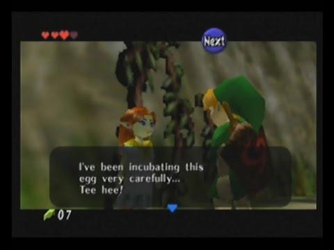Zagrajmy w Legend of Zelda: Ocarina of Time, część 03: Hyrule Castle