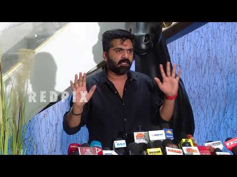 Cauvery issue simbu special request to tamils tamil news live, tamil live news,  tamil news redpix