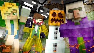 New Top 10 Minecraft Songs for Halloween 2017