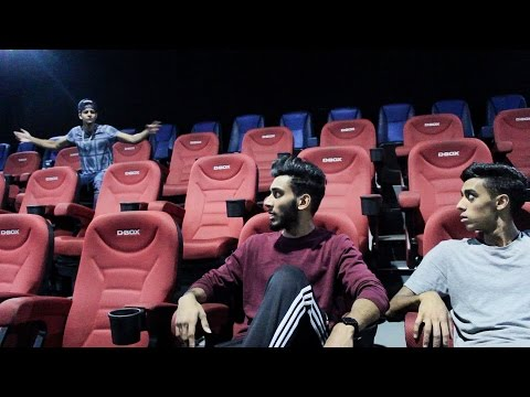 Types of People at Movie Theatres