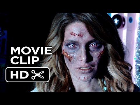 Burying The Ex Movie CLIP - Resurrected (2015) - Ashley Greene, Alexandra Daddario Horror Comedy HD