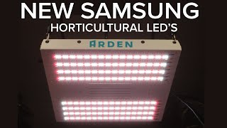 NEW Samsung Horticultural LEDs | ARDEN Lighting EH500