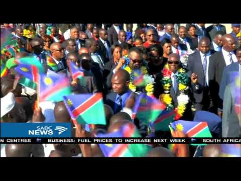 Zimbabwe and Namibia signed three Memorandum of Understanding