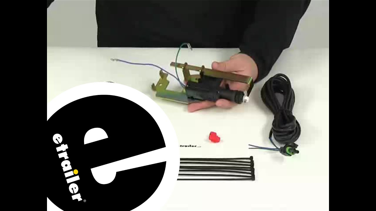 Pop and Lock Vehicle Locks - Tailgate Lock - PAL8200 Review - etrailer com