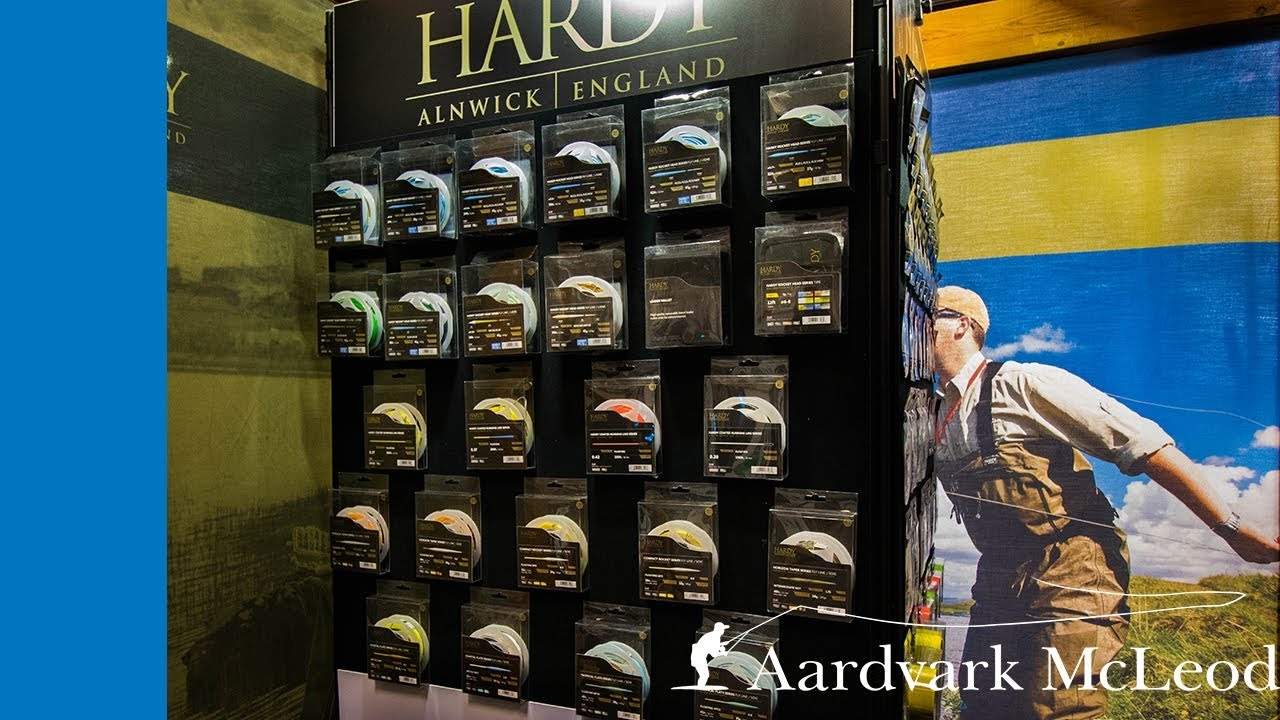New Hardy Fly Lines & Leader Series 2017