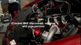 Built Motor UPP Twin Turbo Monaro Dyno Tuning