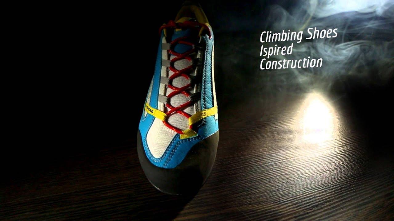 LA SPORTIVA Scratch blue Approach Shoe   purchase online