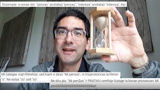 Mi penZas, ke tiu ĉi estas intereZa filmo :-) | Esperanto vlogo