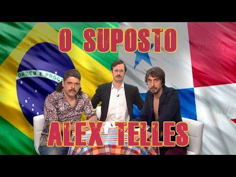 FALHA DE COBERTURA #179: O Suposto Alex Telles