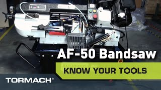 Tormach AF50 Autofeed Bandsaw Coming Soon!