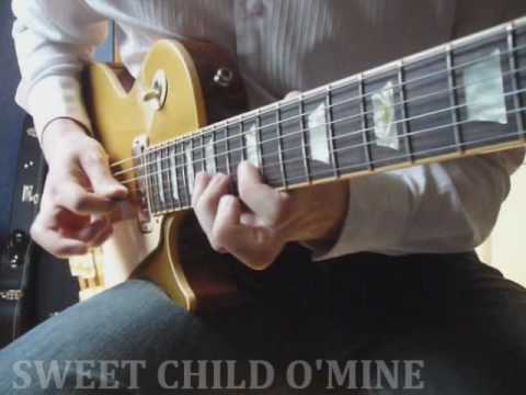 Guns N' Roses – Sweet Child O' Mine solo