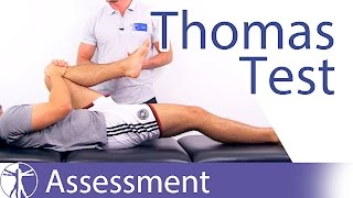 Video Thomas Test ⎟ Iliopsoas Tightness download MP3, 3GP, MP4, WEBM, AVI, FLV Juli 2018