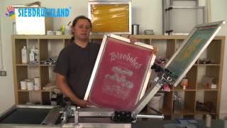 Flexdruck und Flock - Alternative Siebdruck - Flexdruck selber machen