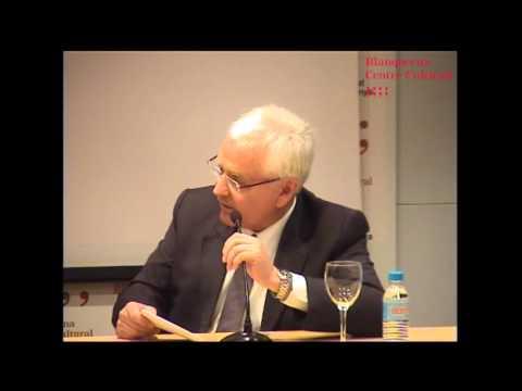 Conferencia: Vida y obra de Ramon Llull //// Conferència: Vida i obra de Ramon Llull