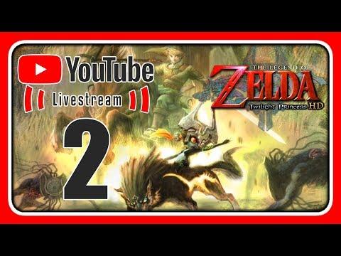 Livestream! Zelda: Twilight Princess HD [Schattenhöhle] (Stream 2 / ENDE)