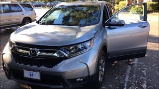 Обзор на Американскую Хонду ЦРВ 2017 | Honda CR-V 2017 Review in Russian