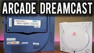 The Arcade Sega Dreamcast - Revisiting the Sega Naomi Arcade Hardware | MVG