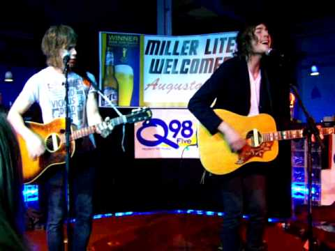 Meet You There - Augustana - (Acoustic); Omaha; Feb. 24, 2007