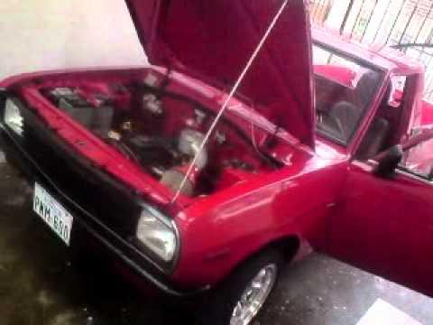 DATSUN 1200 pick up - YouTube