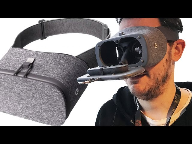 On a testé le Google DayDream, le casque VR !