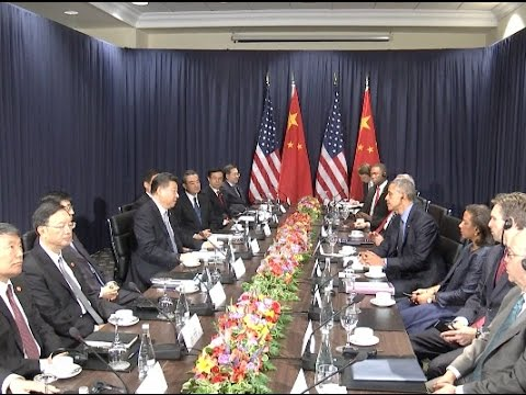 Xi, Obama Agree to Maintain Healthy, Steady Growth of China-U.S.  Ties