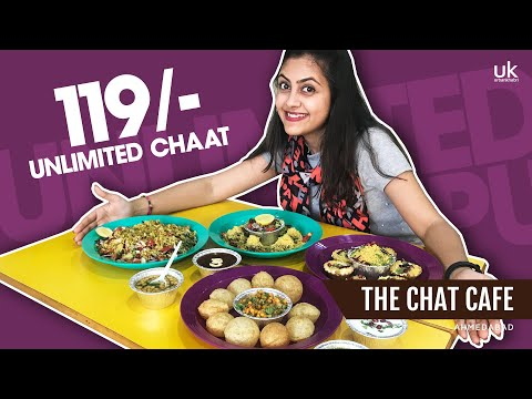 Unlimited Chat For Just Rs. 119 Only At The Chat Cafe Bopal