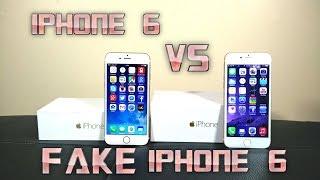 iPhone 6 VS Fake iPhone 6 - Don