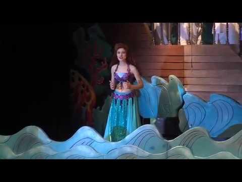 """The World Above"" - The Little Mermaid - Michaela Catapano"